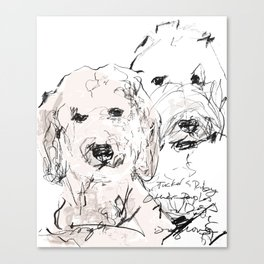 OPD Tucker and Riley Canvas Print
