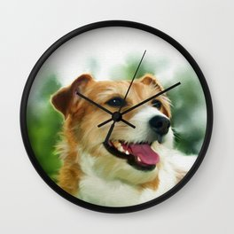 Codie Companion Wall Clock