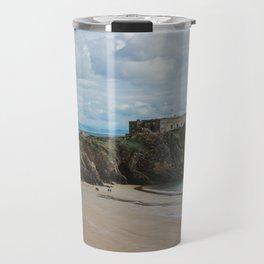 St. Catherine's Fort, Wales Travel Mug