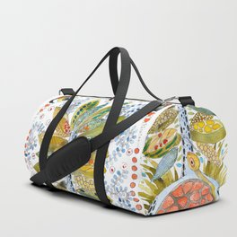 Turtle nest by the Tree Duffle Bag