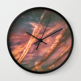 Distant Dreams Wall Clock