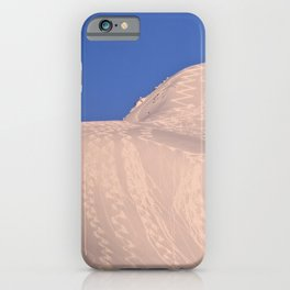 Back-Country Skiing - 7 iPhone Case