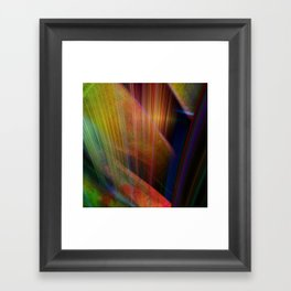 Multicolored abstract no. 73 Framed Art Print