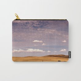 Ripening Cereal Rural Landscape Carry-All Pouch