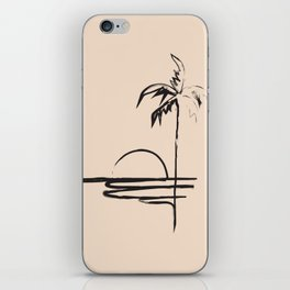 Abstract Landscpe iPhone Skin