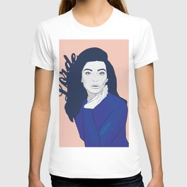 Lorde T-shirt