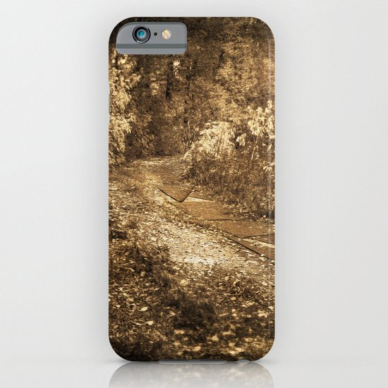 Road to memories iPhone & iPod Case