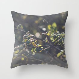 Nettles Throw Pillow