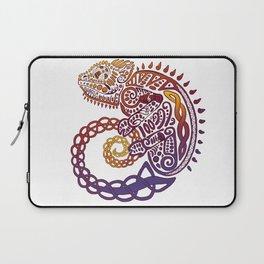 Celtic Chameleon Laptop Sleeve