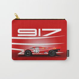 Porsche 917-023 1970 Le Mans Winner Carry-All Pouch
