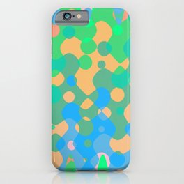 Asymmetry collection: hallucinations iPhone Case