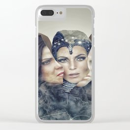 We Are One Clear iPhone Case