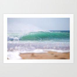 sea glass art prints society6
