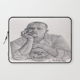 Alexander McQueen Savage Beauty Drawing Laptop Sleeve