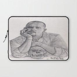 Alexander McQueen Savage Beauty Drawing Laptop Sleeve