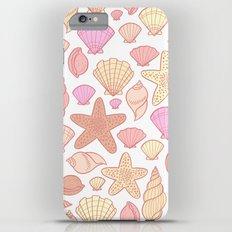 Sally Sells Seashells iPhone 6 Plus Slim Case
