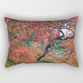 Japanese Maple Tree Rectangular Pillow