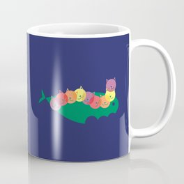 Cat-erpillar Coffee Mug