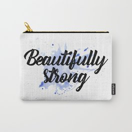 Beautifully strong Carry-All Pouch