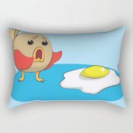 Why Bird Rectangular Pillow