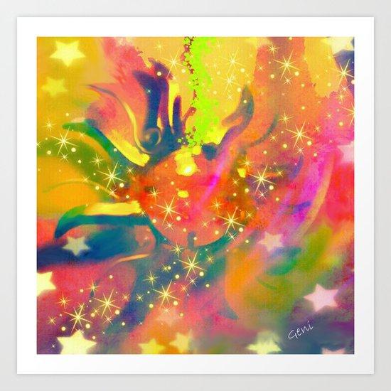 Dream Within a Dream Art Print