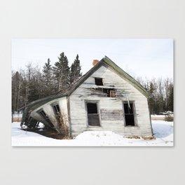 House on 795 #2 Canvas Print