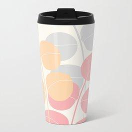 Pastel Leaves  #Society6 #decor #buyart Travel Mug
