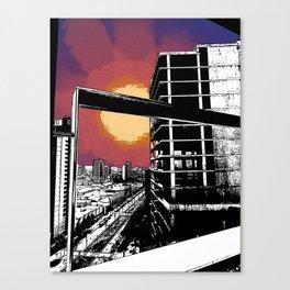 Barna Love Canvas Print