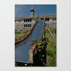 Seaside, capture 25 Canvas Print