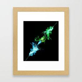 The Battle Framed Art Print
