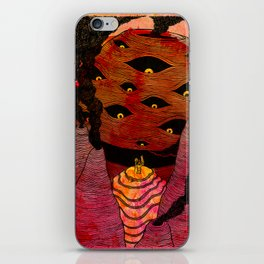 The Pestilence iPhone Skin