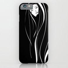 BLACK iPhone 6s Slim Case