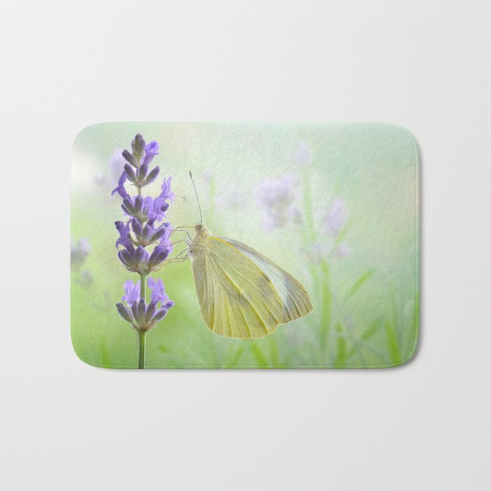 Butterfly 47 Bath Mat