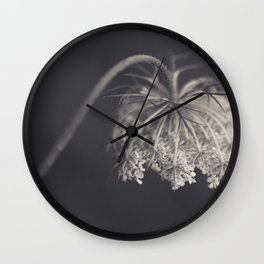 With Reverence Wall Clock