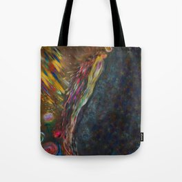 Universal Garden Angel Tote Bag
