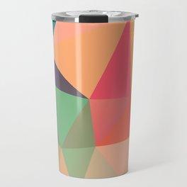 Geometric XV Travel Mug