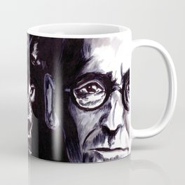 Treatise on the Steppenwolf. Not for Everybody. Coffee Mug