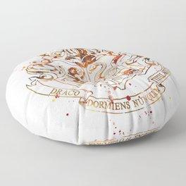 Hogwarts Crest Floor Pillow