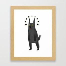 Werebork Framed Art Print