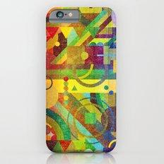 Future Patterns. iPhone 6s Slim Case