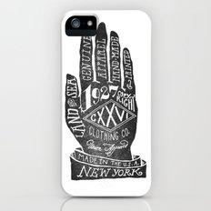 Hand iPhone (5, 5s) Slim Case