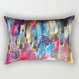 Passing Me By Rectangular Pillow