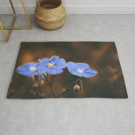 Flower Photography by Mack Fox (MusicFox) Rug