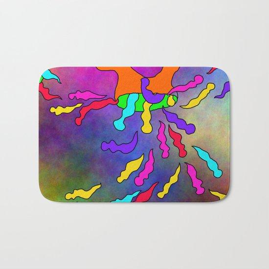 Abstract 33 Bath Mat