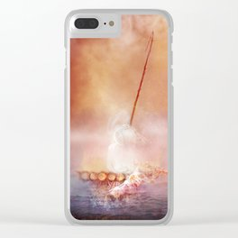 Canto 3 The Opportunists Clear iPhone Case