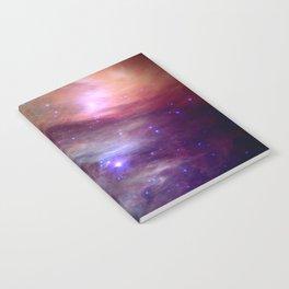Galaxy : Pleiades Star Cluster NeBula Notebook