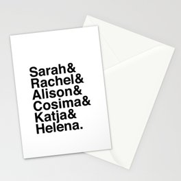 Orphan Black Stationery Cards