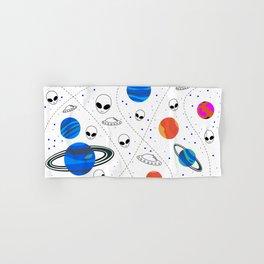 Area 51 picnic ecopop Hand & Bath Towel