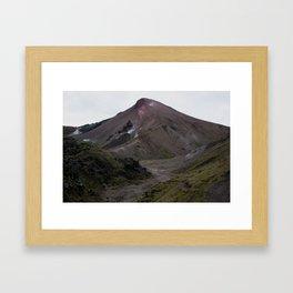 I C E L A N D Framed Art Print