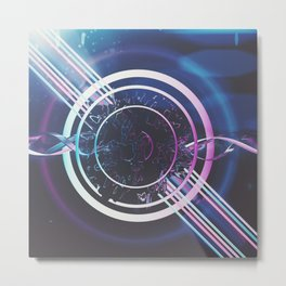 20160527 | RETRO Metal Print